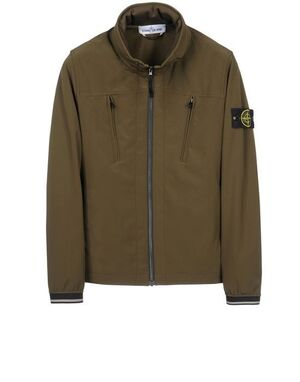 Stone Island Blouson in  LIGHT SOFT SHELL-R 581541127