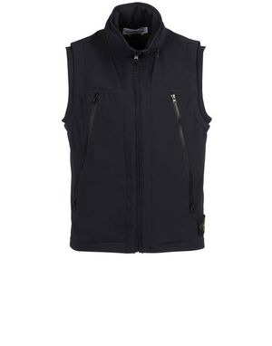 Stone Island Vest in  LIGHT SOFT SHELL-R 5815G0127