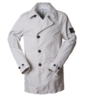 biggest discount unparalleled classic style Stone Island Short trench coat in David-TC 581541449 ...